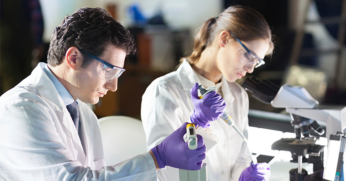 Photo of Scientific Science Technicians